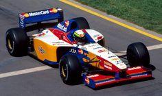 Lola-ford Formel 1 racer